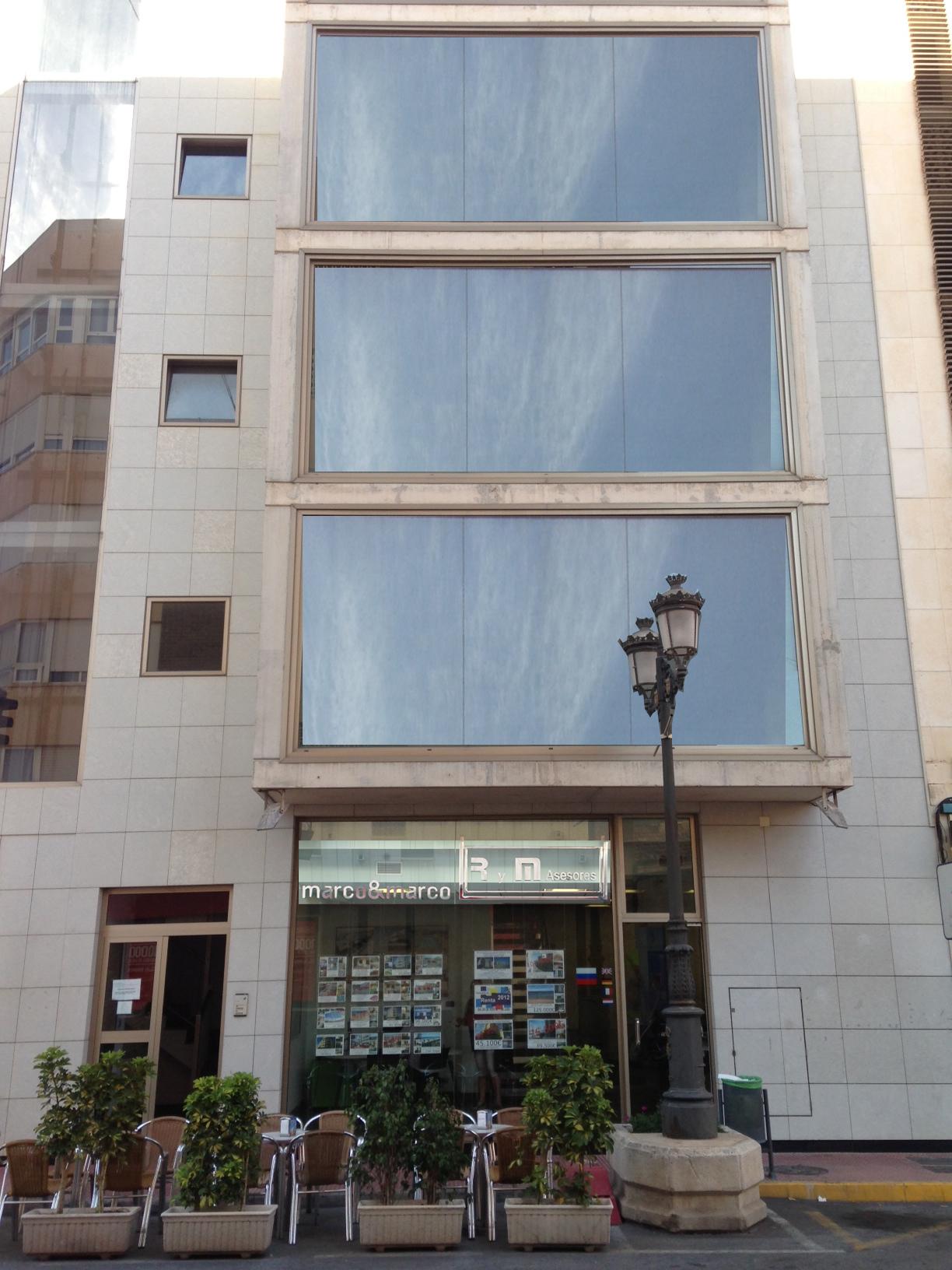 oficina edificio
